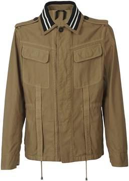 N°21 N.21 Stripe Detail Jacket