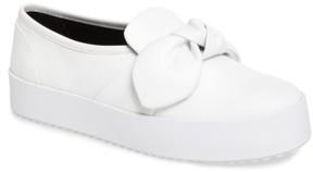 Rebecca Minkoff Women's Stacey Bow Platform Sneaker