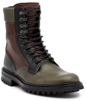Rag & Bone Spencer Leather Commando Boot