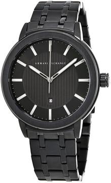 Armani Exchange Maddox Black Dial Men's Watch