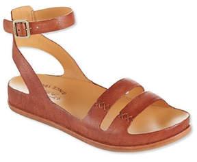 L.L. Bean Audrina Sandals by Kork-Ease