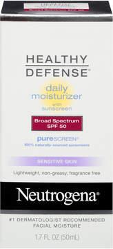 Neutrogena Healthy Defense Daily Moisturizer w/PureScreen