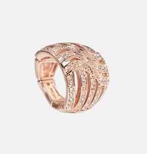 Avenue Cutout Stone Stretch Ring