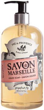 Pre de Provence Grapefruit Fig Liquid Soap by 16.9oz Liquid Soap)