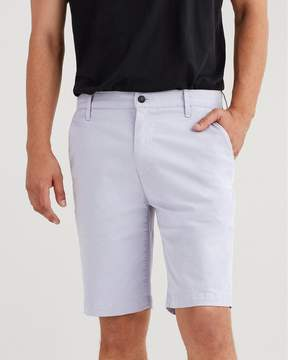 7 For All Mankind Total Twill Chino Short in Light Violet