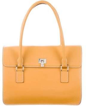 Lambertson Truex Yellow Handbag