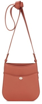 Loro Piana Fleur Small leather crossbody bag