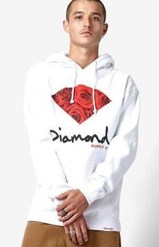 Diamond Supply Co. OG Sign Rose Pullover Hoodie