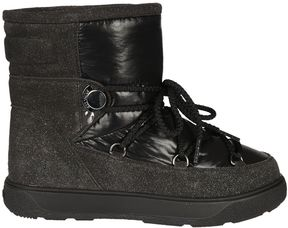 Moncler New Fancy Ankle Boots