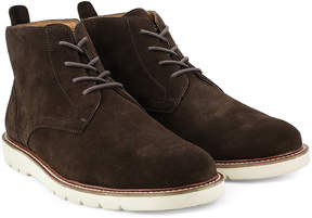UNIONBAY Brown Watson Suede Chukka Boot - Men