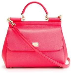 Dolce & Gabbana medium Sicily shoulder bag - RED - STYLE