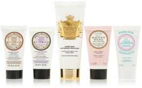 Perlier Imperial Honey Hand Cream with 4-piece Mini