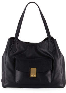Cole Haan Allanna Work Leather Tote Bag