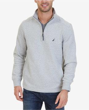 Nautica Men's Quarter-Zip Fleece Sweatshirt