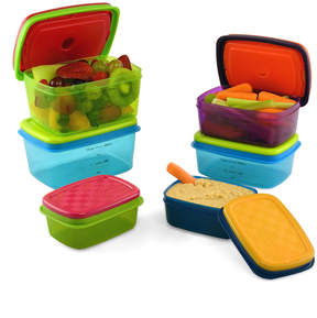 Fit & Fresh 14-Piece Lunch Container Set