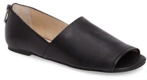 Botkier Women's Maxine Peep Toe Flat