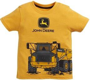 John Deere Baby Boy Dump Truck Graphic Tee