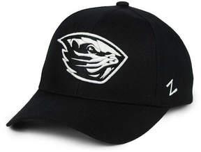 Zephyr Oregon State Beavers Black & White Competitor Cap