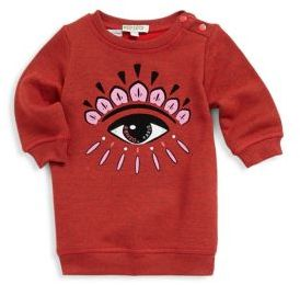 Kenzo Baby's Printed Knitted Sweater