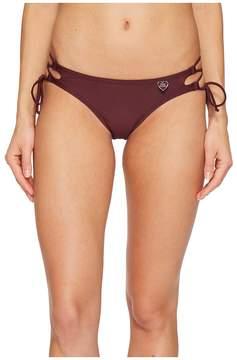 Body Glove Smoothies Tie Side Mia Bottoms Women's Swimwear