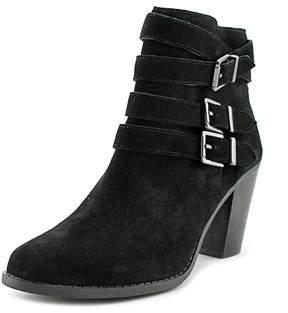 INC International Concepts Womens Laini Leather Closed Toe Ankle Fashion Boots.