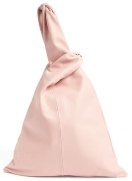Creatures Of Comfort Large Nappa Leather Malia Bag - Pink
