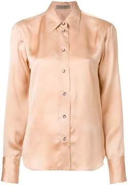 Bottega Veneta crystal button shirt