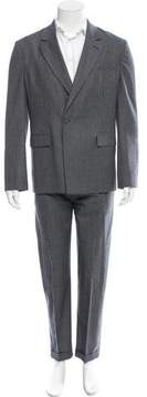 Marc Jacobs One-Button Wool Suit