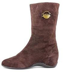 DKNY Womens Priscilla Closed Toe Mid-calf Fashion Boots.