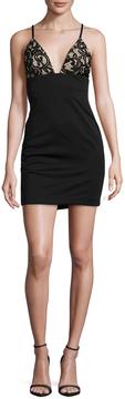 Aq/Aq Women's Hype Mini Dress