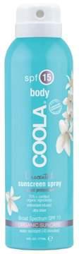 Coola Suncare 'Unscented' Sport Sunscreen Spray Spf 15