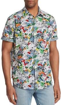 Robert Graham Barrier Reef Regular Fit Button-Down Shirt - 100% Exclusive