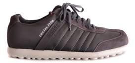 Camper Men's Grey Fabric Sneakers.