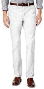 Michael Kors Pleated Flat Front Chino Pants