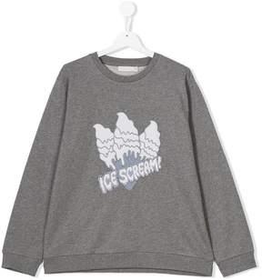 Stella McCartney ice cream sweatshirt