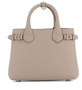 Burberry Women's Pink Handbag. - PINK - STYLE