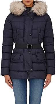 Moncler Women's Clio Fur-Trimmed Jacket