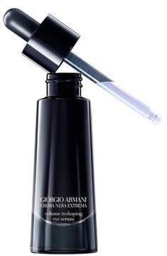 Giorgio Armani Crema Nera Extrema Volume Reshaping Eye Serum/0.5 Oz.
