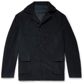 Piombo MP Massimo Cotton-Corduroy Jacket
