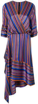 Petar Petrov Danu striped dress