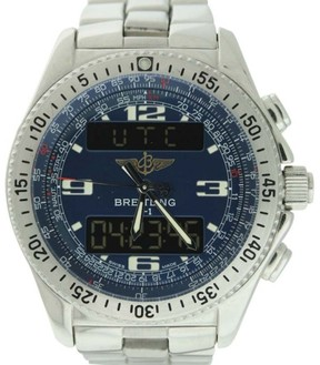 Breitling B1 A68362 Multi Function Stainless Steel 43mm Mens Watch