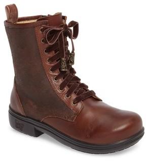 Alegria Women's Ari Combat Boot