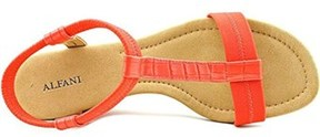 Alfani Womens Voyage Open Toe Casual Wedged Sandals.