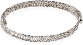 Fragments for Neiman Marcus Wraparound Choker Necklace, Silver