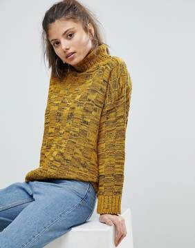 Missguided High Neck Knitted Sweater