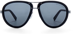 Ralph Lauren Rl Automotive Hinge Sunglasses