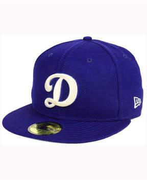 New Era Los Angeles Dodgers Classic Gray Under 59FIFTY Cap