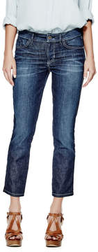 GUESS Mid-Rise Crop Jeans