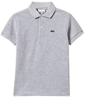 Lacoste Grey Classic Pique Polo