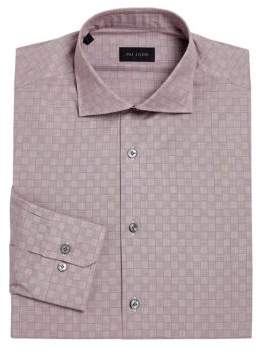 Pal Zileri Regular-Fit Box Weave Dress Shirt